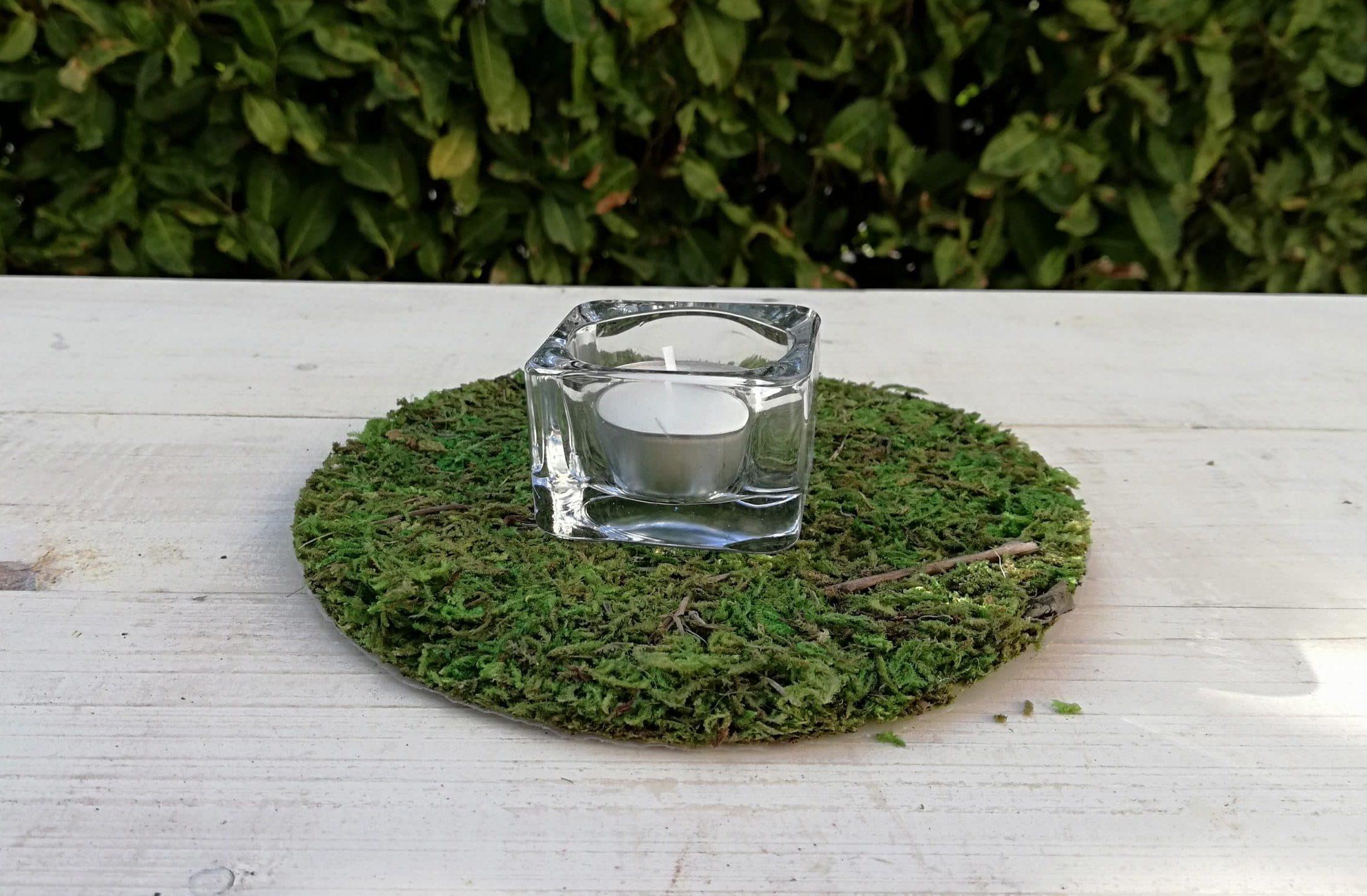 location de petits bougeoirs carrés en verre pour bougies chauffe plat proposés à la location par esprit pop'up pour la décoration de vos événements